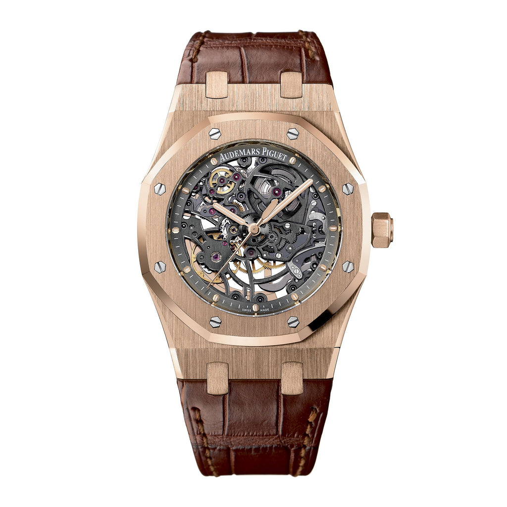 Royal Oak Openworked Selfwinding 15305OR.OO.D088CR.01 - Audemars Piguet
