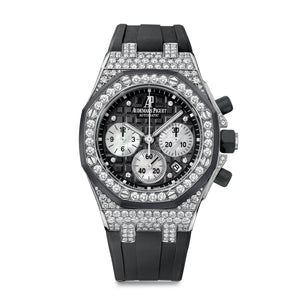 Royal Oak Ladies Offshore Chronograph 26092CK.ZZ.D002CA.01 - Audemars Piguet