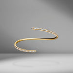 Diamond Twist Bracelet