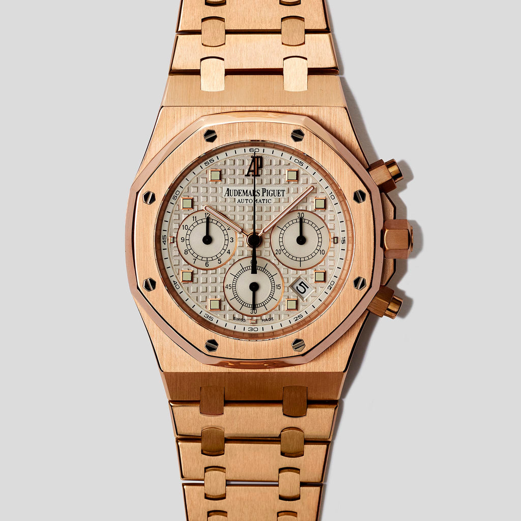Royal Oak Chronograph REF. 25960OR - Audemars Piguet