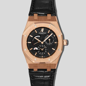 Royal Oak Dual Time  26120OR.OO.D002CR.01