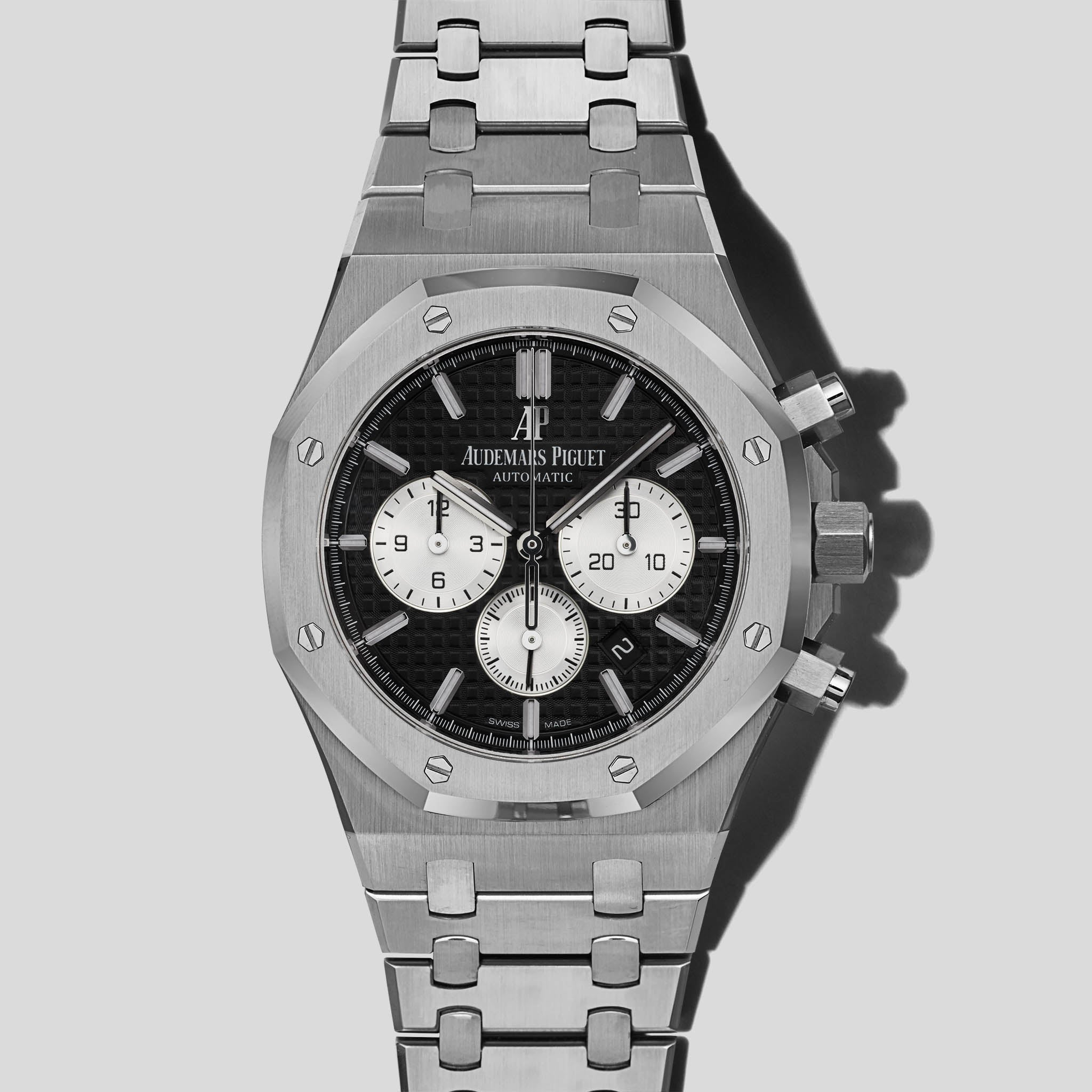 Royal Oak Chronograph 26331ST.OO.1220ST.02
