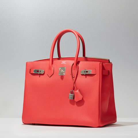 Birkin in Rose Jaipur by Hermès - Hermes