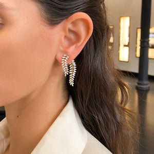 The Athena Earrings