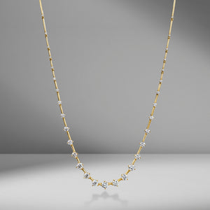 Small Sequence Necklace