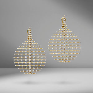 Medium Disco Earrings