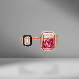 Orbita Ruby Ring