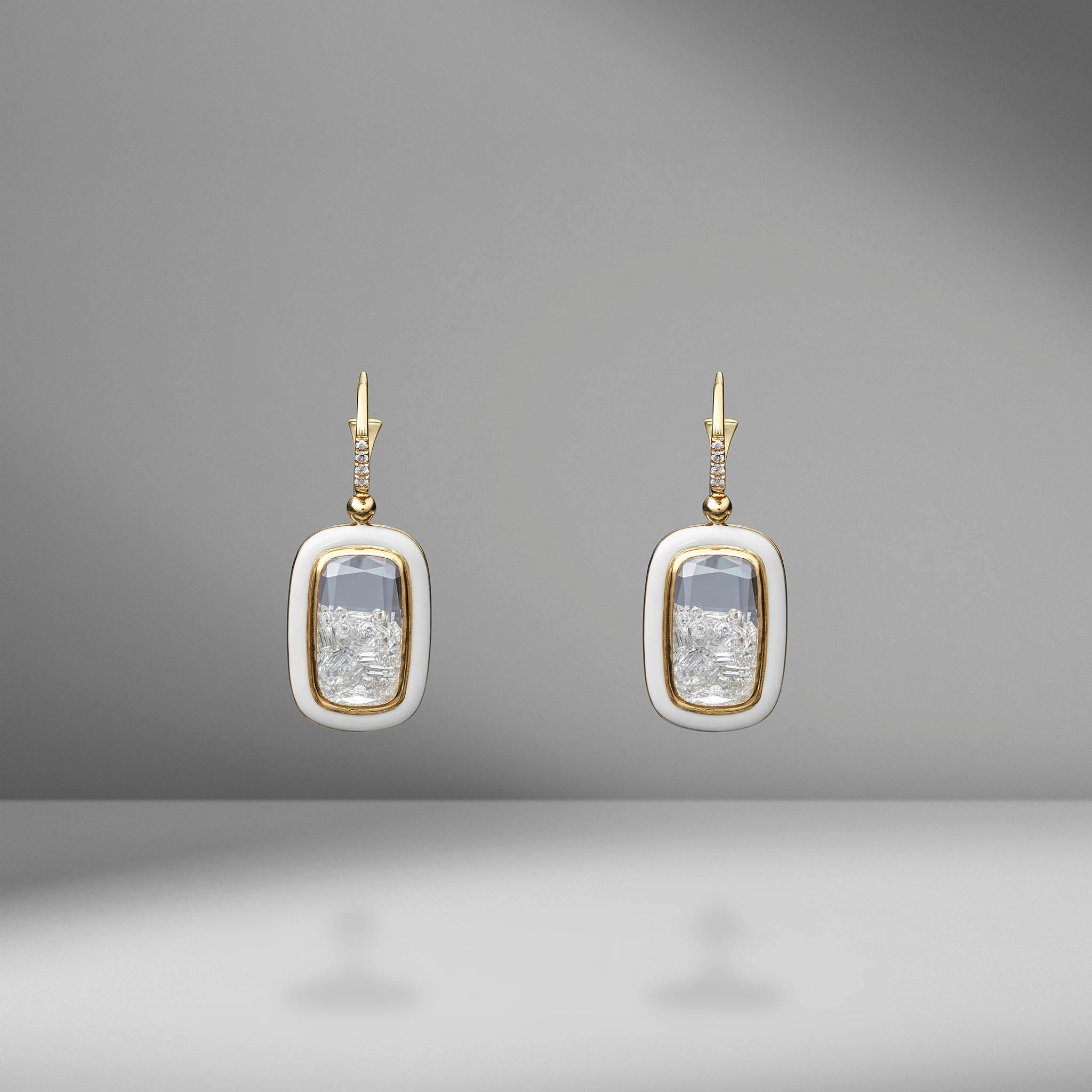Mix & Match Double-Sided Shaker Earrings