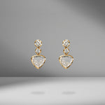 Menina Diamond Earrings
