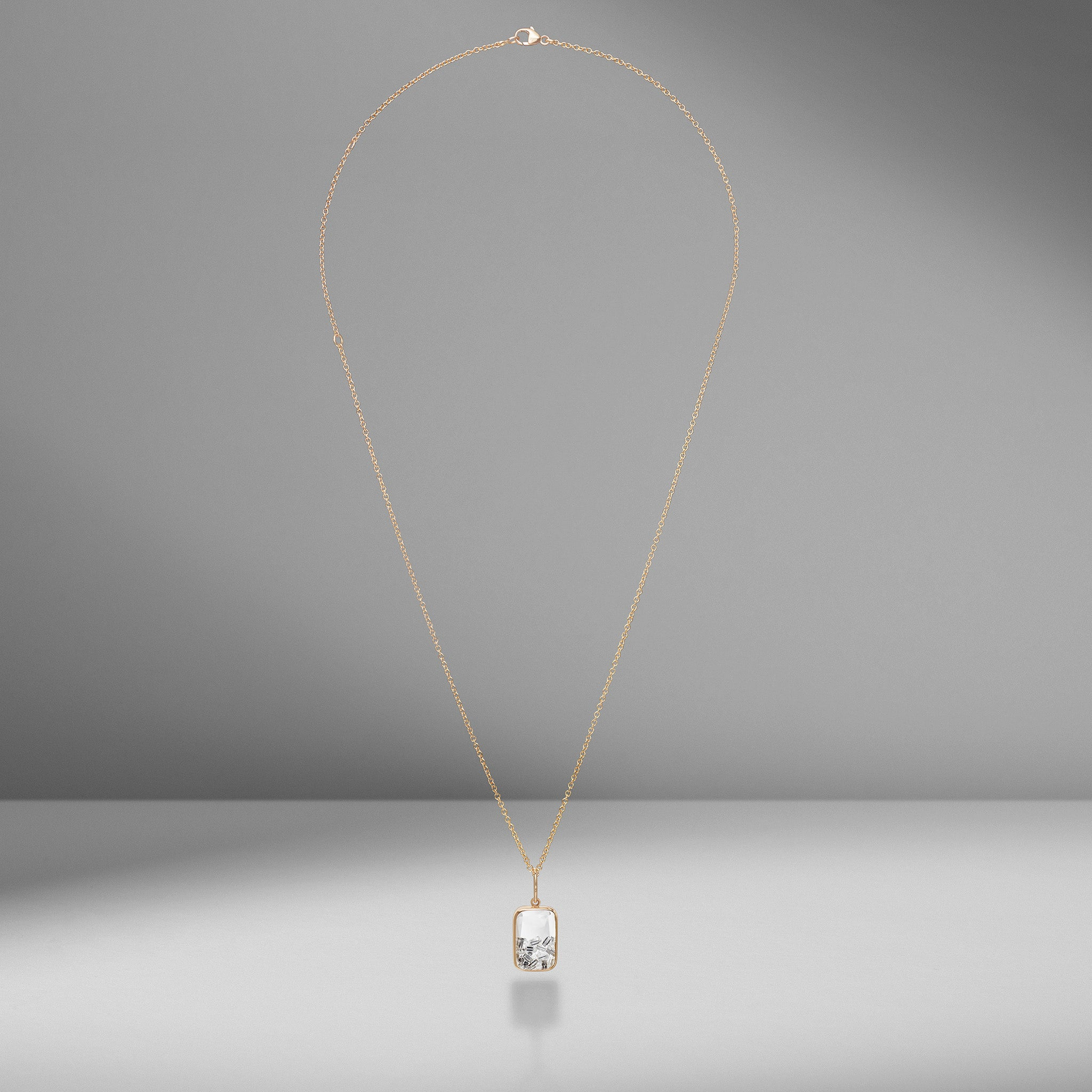 Ten Fourteen Shaker Pendant