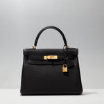 Kelly 28cm in Black