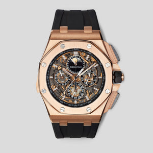 ROYAL OAK OFFSHORE GRANDE COMPLICATION ROSE GOLD 26571OR.OO.A002CA.01