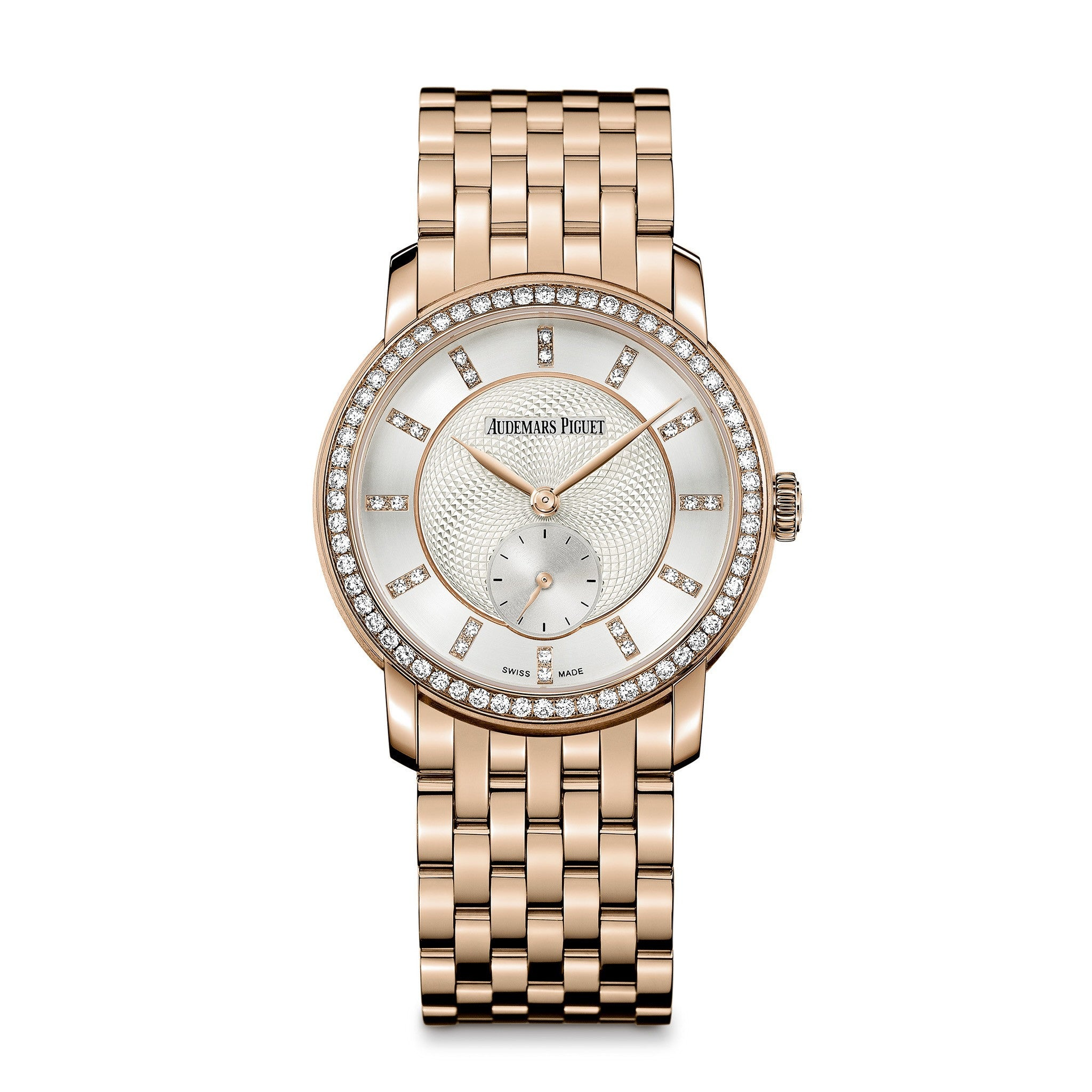 Jules Audemars Ladies Small Seconds 77251OR.ZZ.1270OR.01 - Audemars Piguet