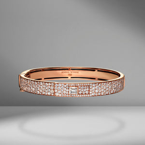 Prive Luxe Pavé Diamond Cuff