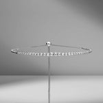 Prive Luxe Diamond Slider Choker
