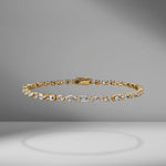 Small Multi-Shape Diamond Bracelet