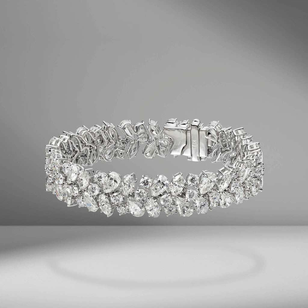 The Luna Diamond Bracelet