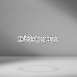 Round Brilliant Cut Eternity Band .25