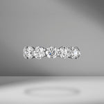Round Brilliant Cut Eternity Band .50