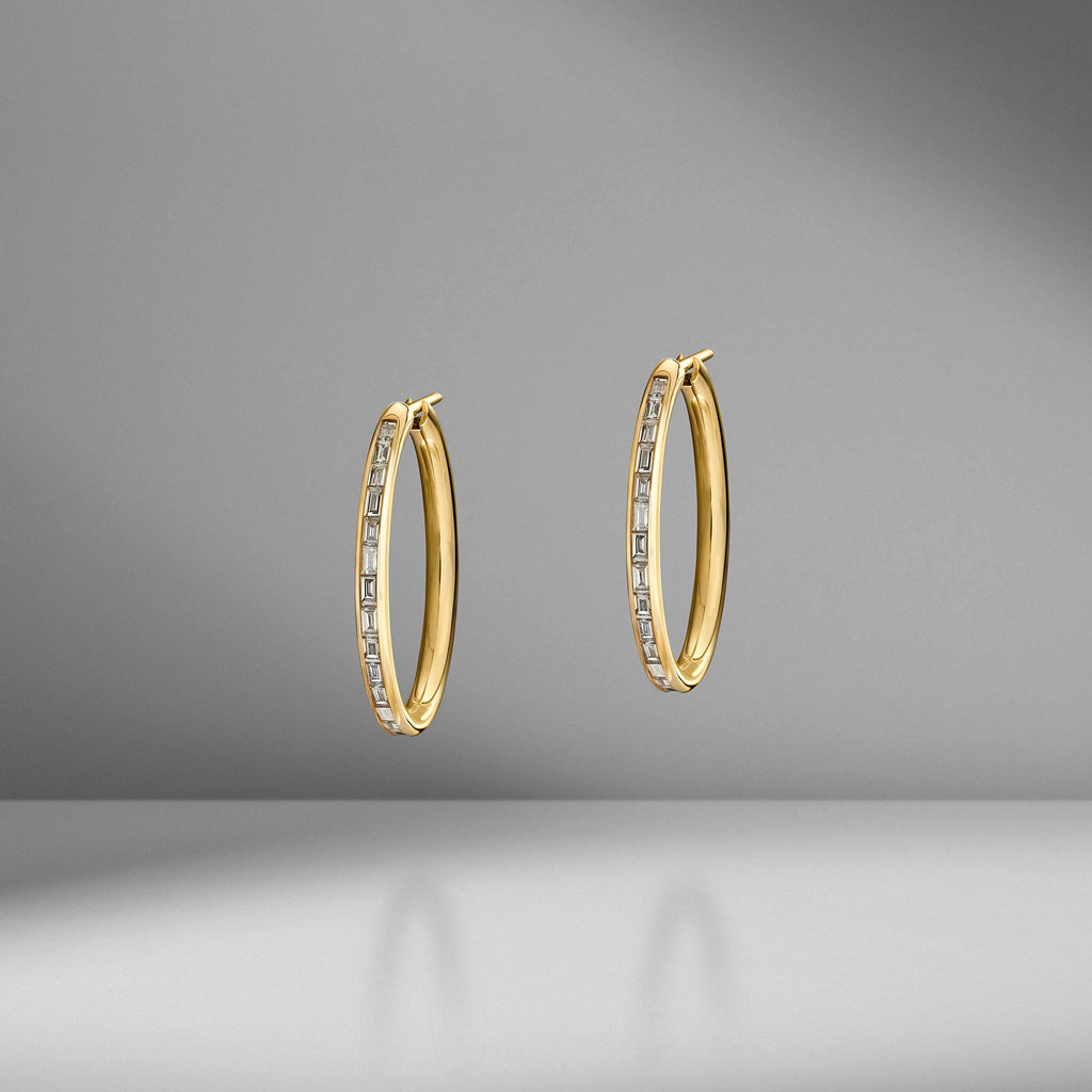 Miri Hoop Earrings