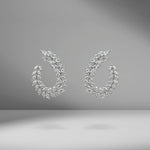Marquise Garland Earrings