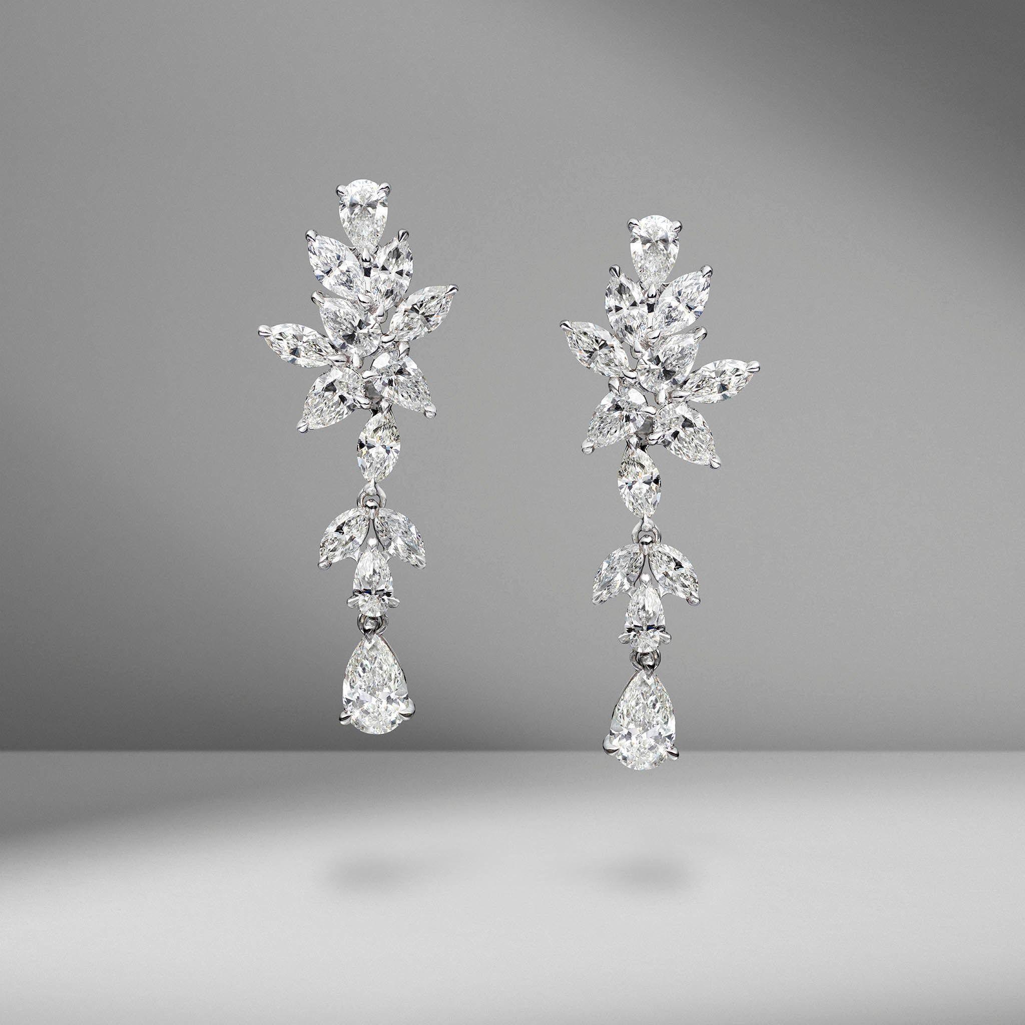 The Luna Diamond Earrings