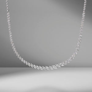 Marquise Diamond Necklace
