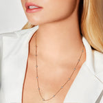 Diamond By The Yard Necklace by Material Good - Material Good