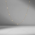 Diamond Strand Necklace