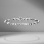Diamond Tennis Bracelet - 5.30 Carats