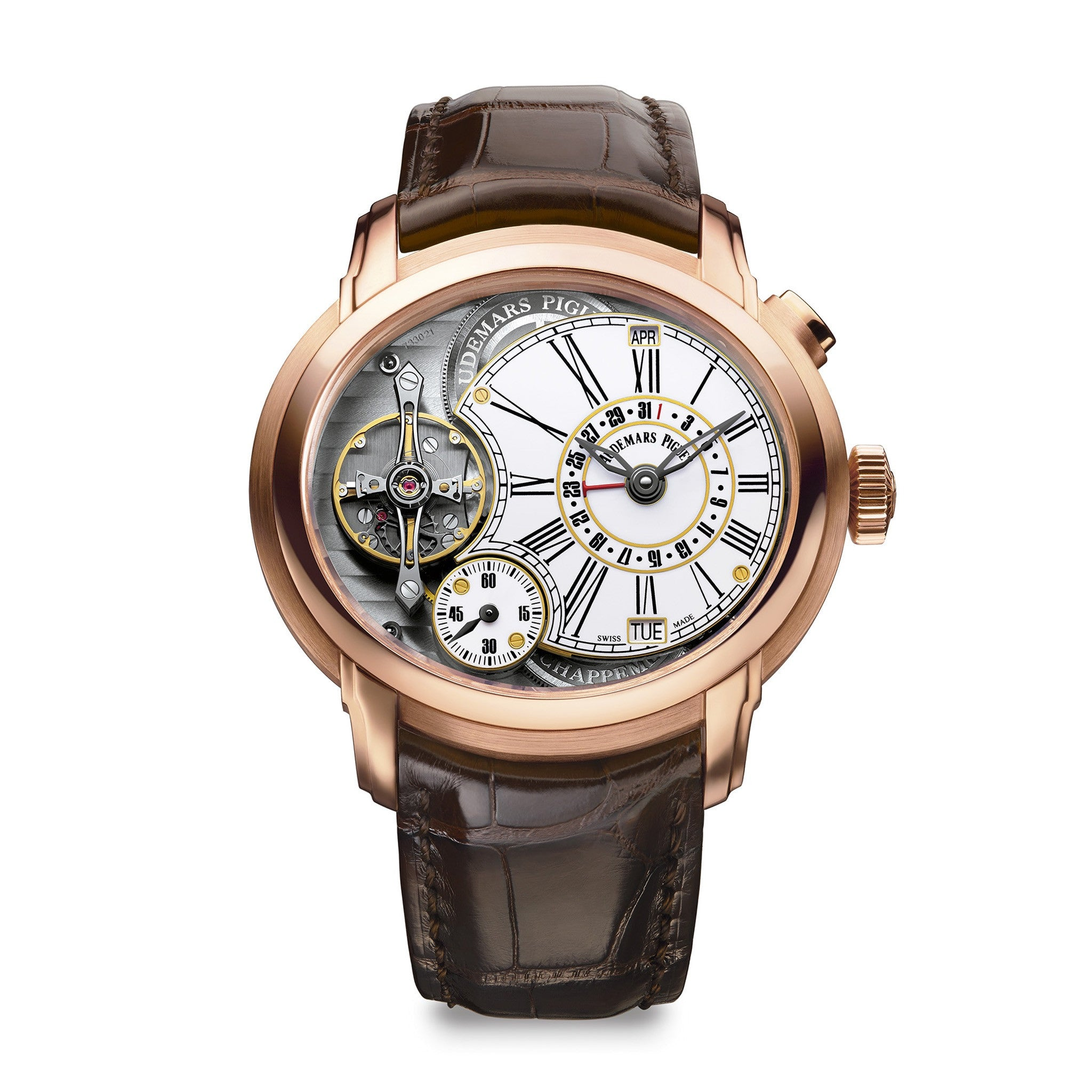 Millenary Quadriennium 26149OR.OO.D803CR.01 - Audemars Piguet