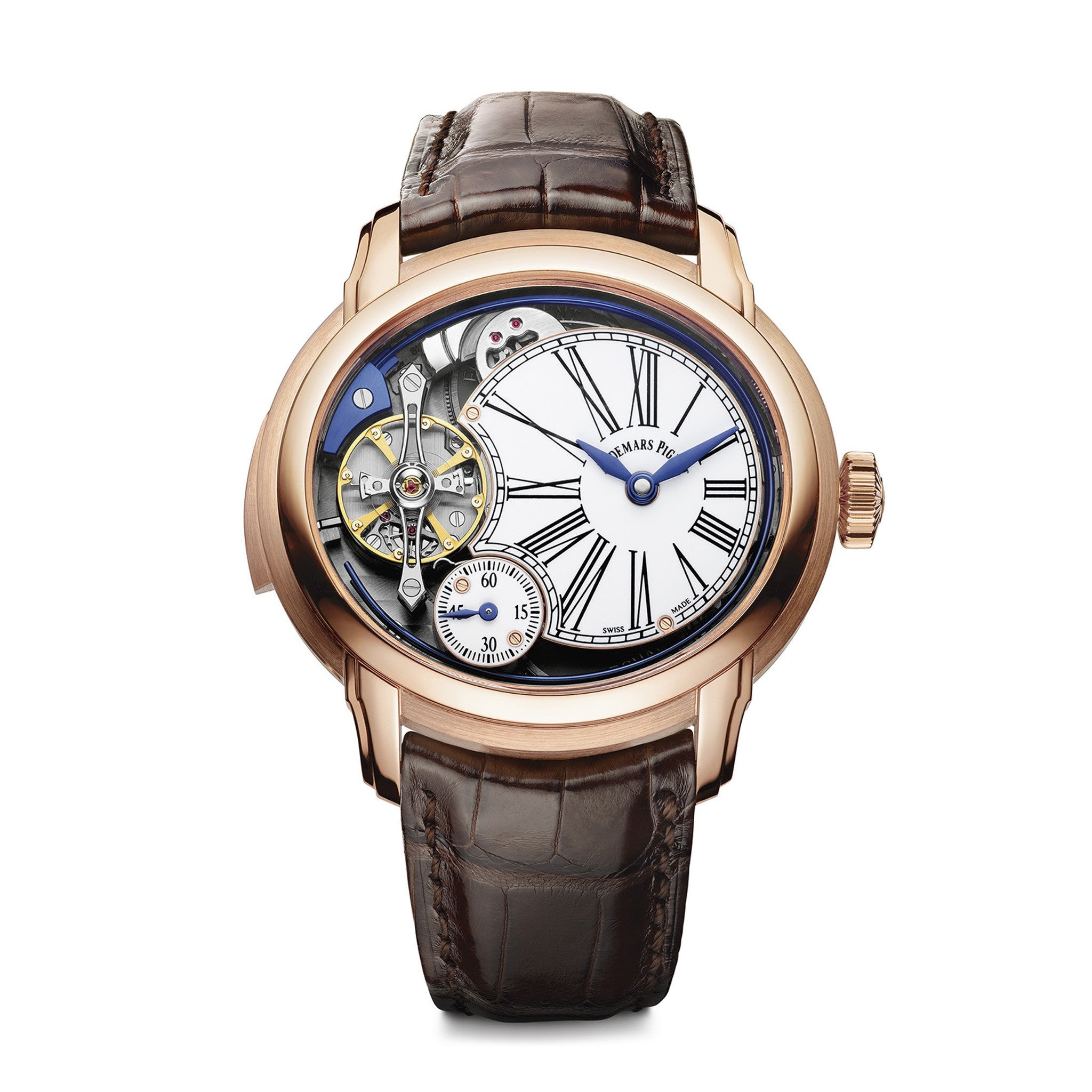Millenary Minute Repeater with AP Escapement 26371OR.OO.D803CR.01 - Audemars Piguet