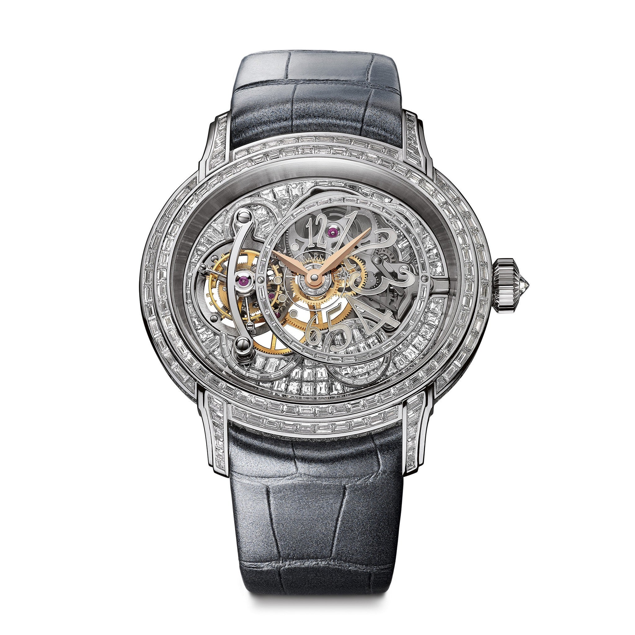 Millenary Tourbillon 26381BC.ZZ.D113CR.01 - Audemars Piguet