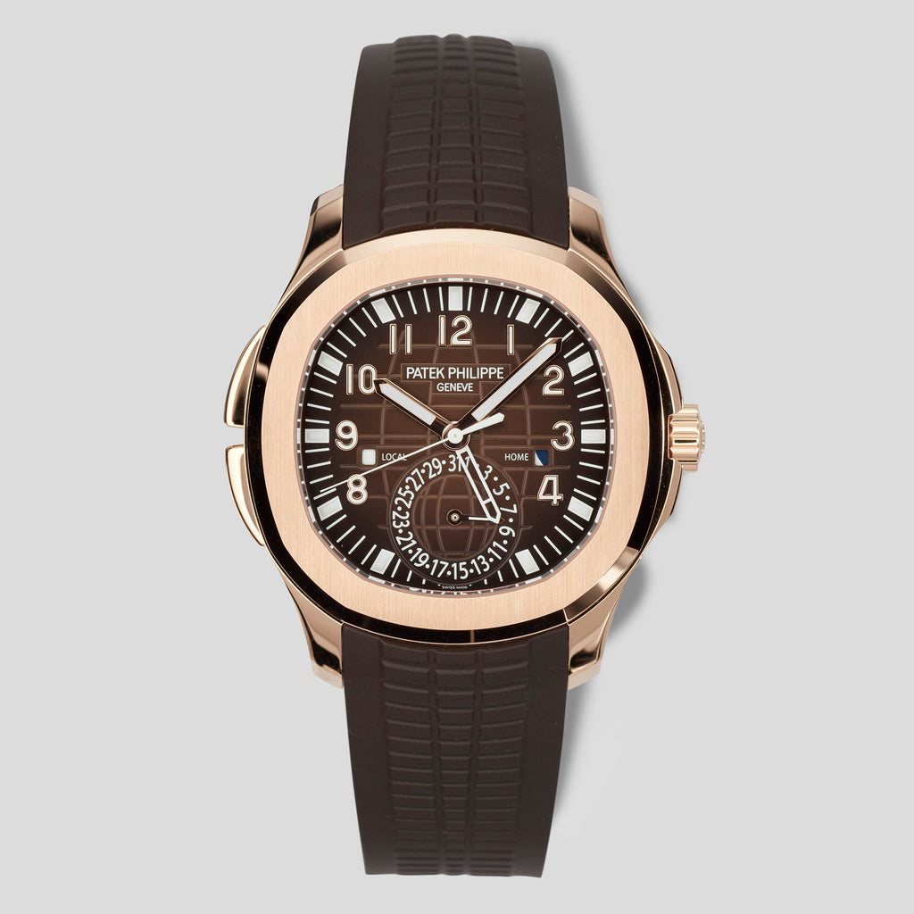 Aquanaut Travel Time Ref. 5164R