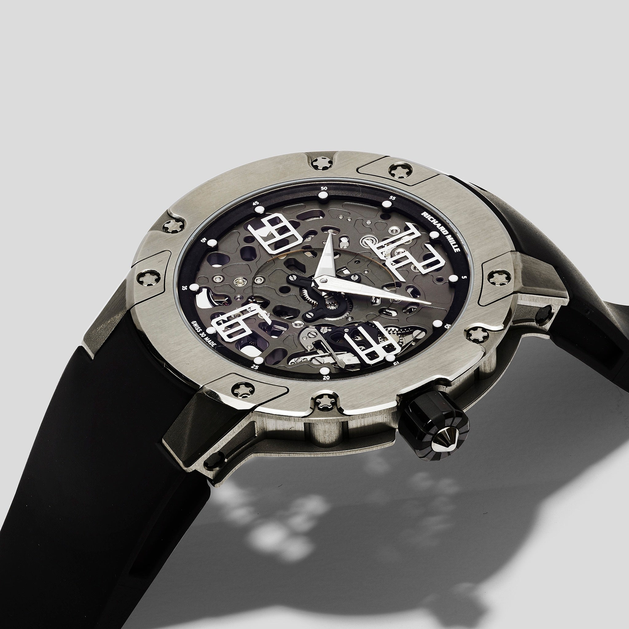 RM033-01 Extra Flat Automatic - Richard Mille