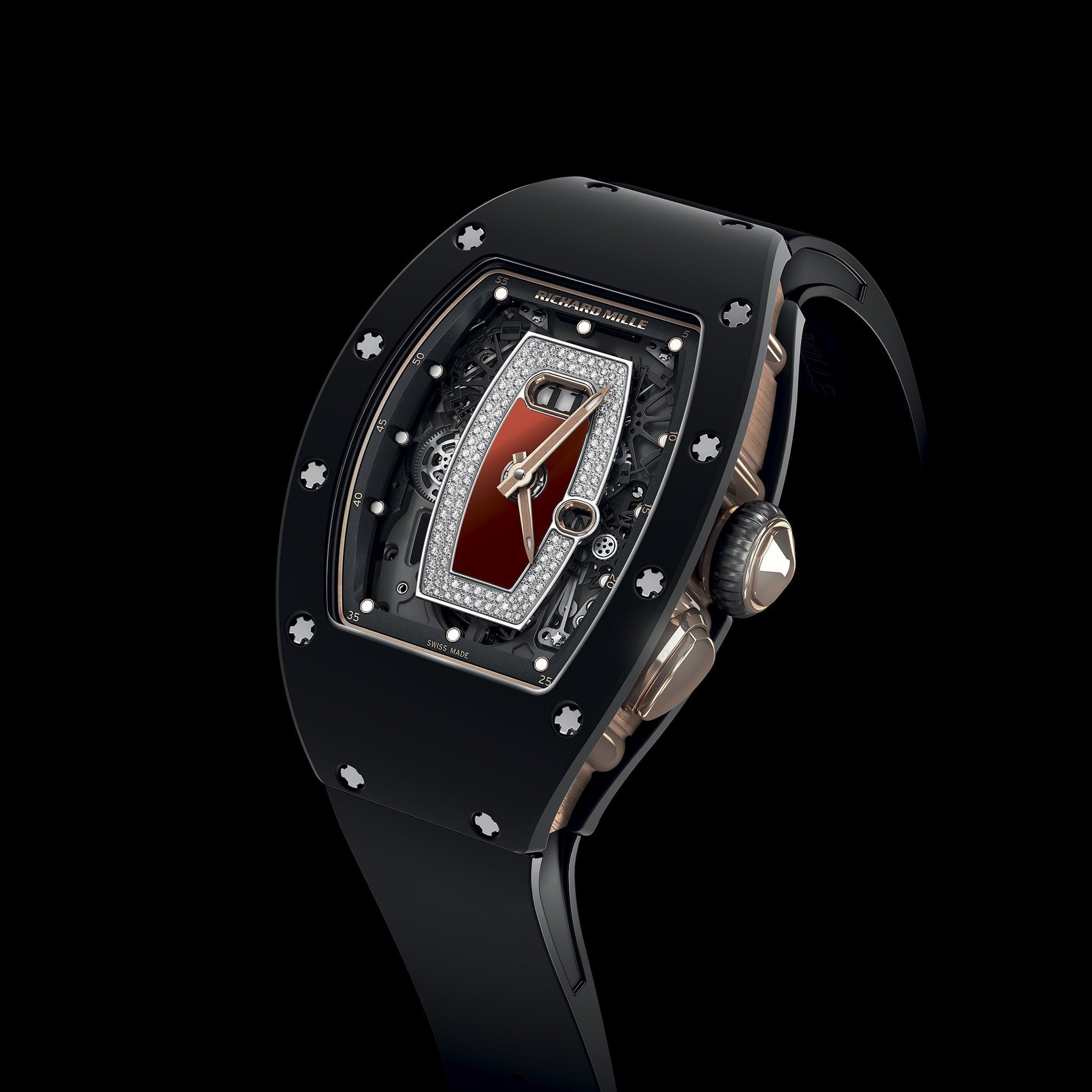 RM 37 Black Ceramic - Richard Mille