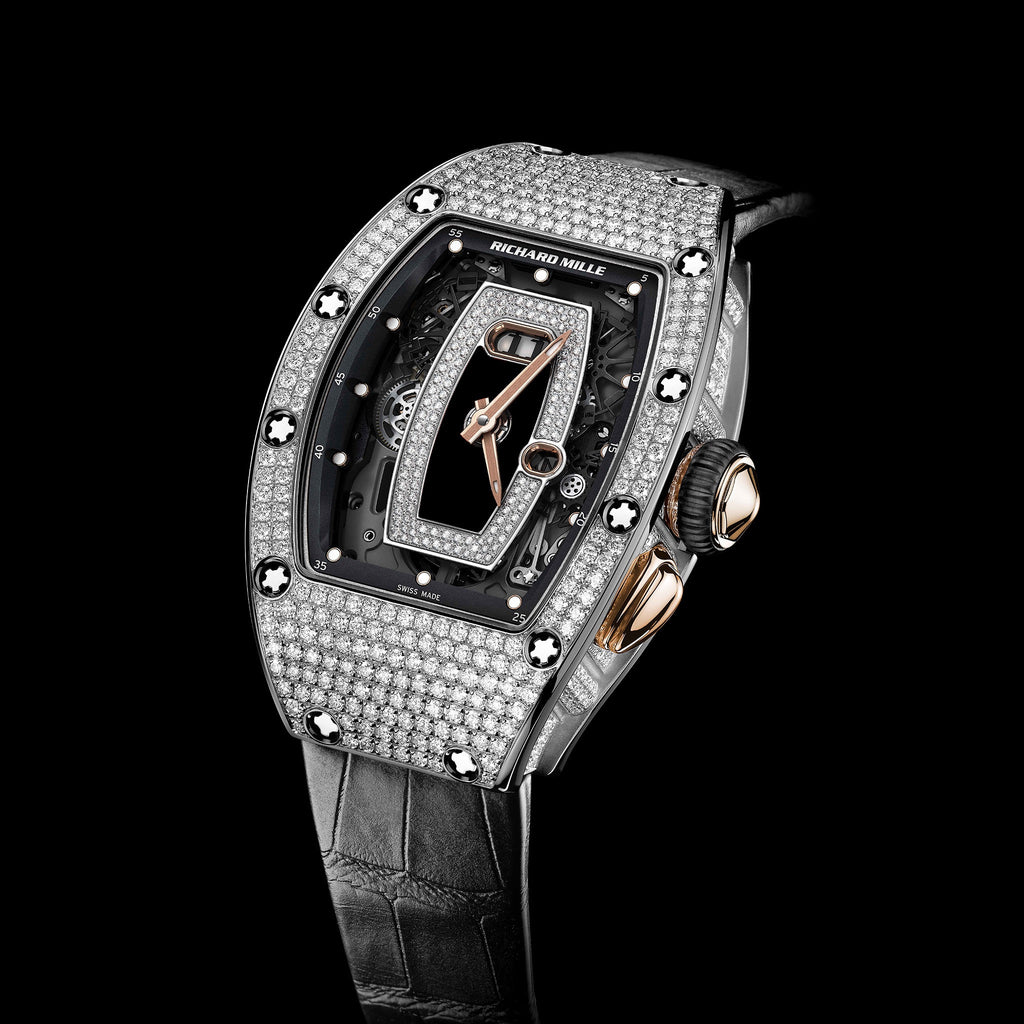 RM 37 White Gold - Richard Mille