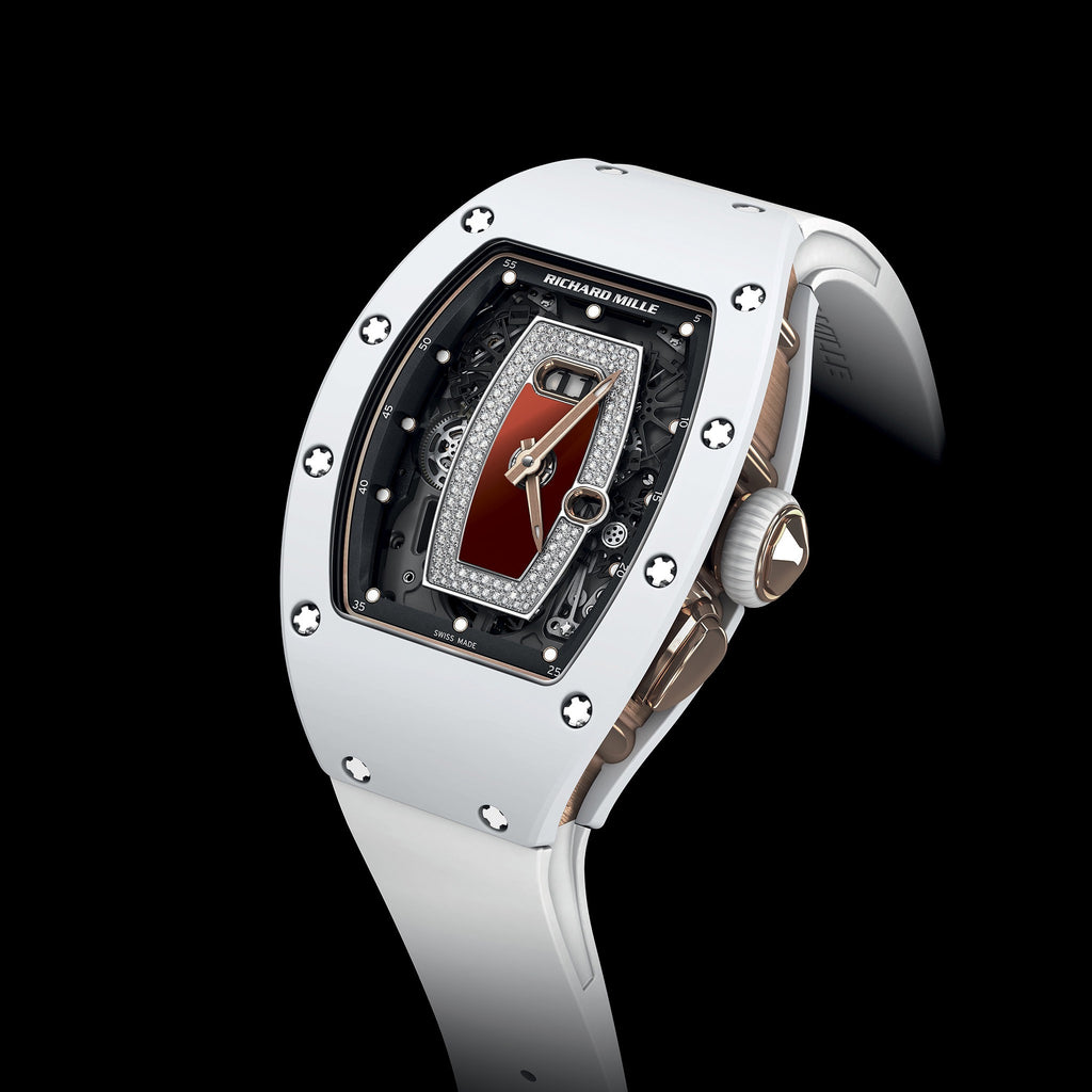 RM 37 White Ceramic - Richard Mille