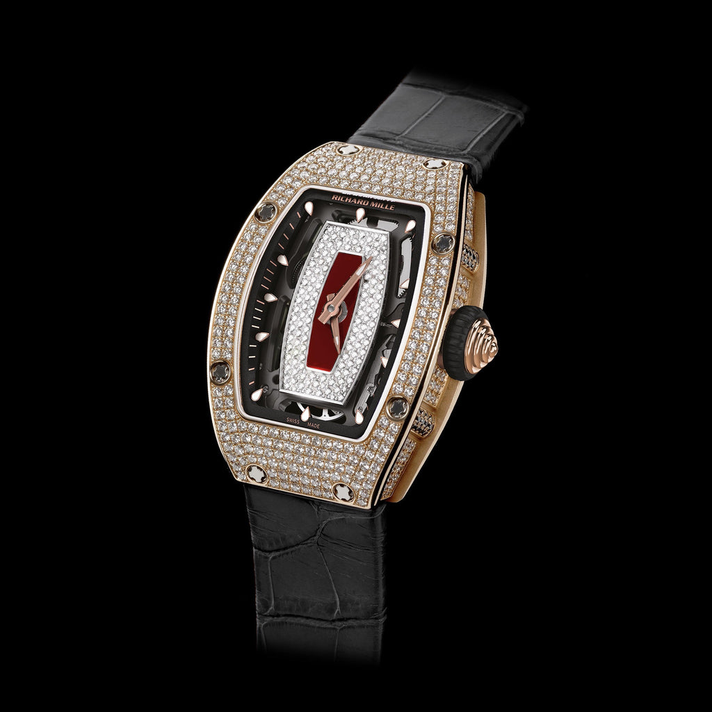 RM 07-01 Full Set Red Gold - Richard Mille
