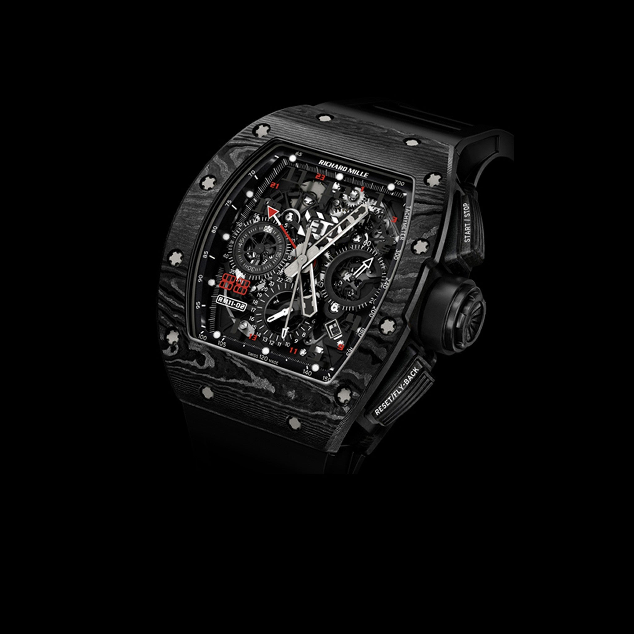 RM 11-02 GMT - Richard Mille