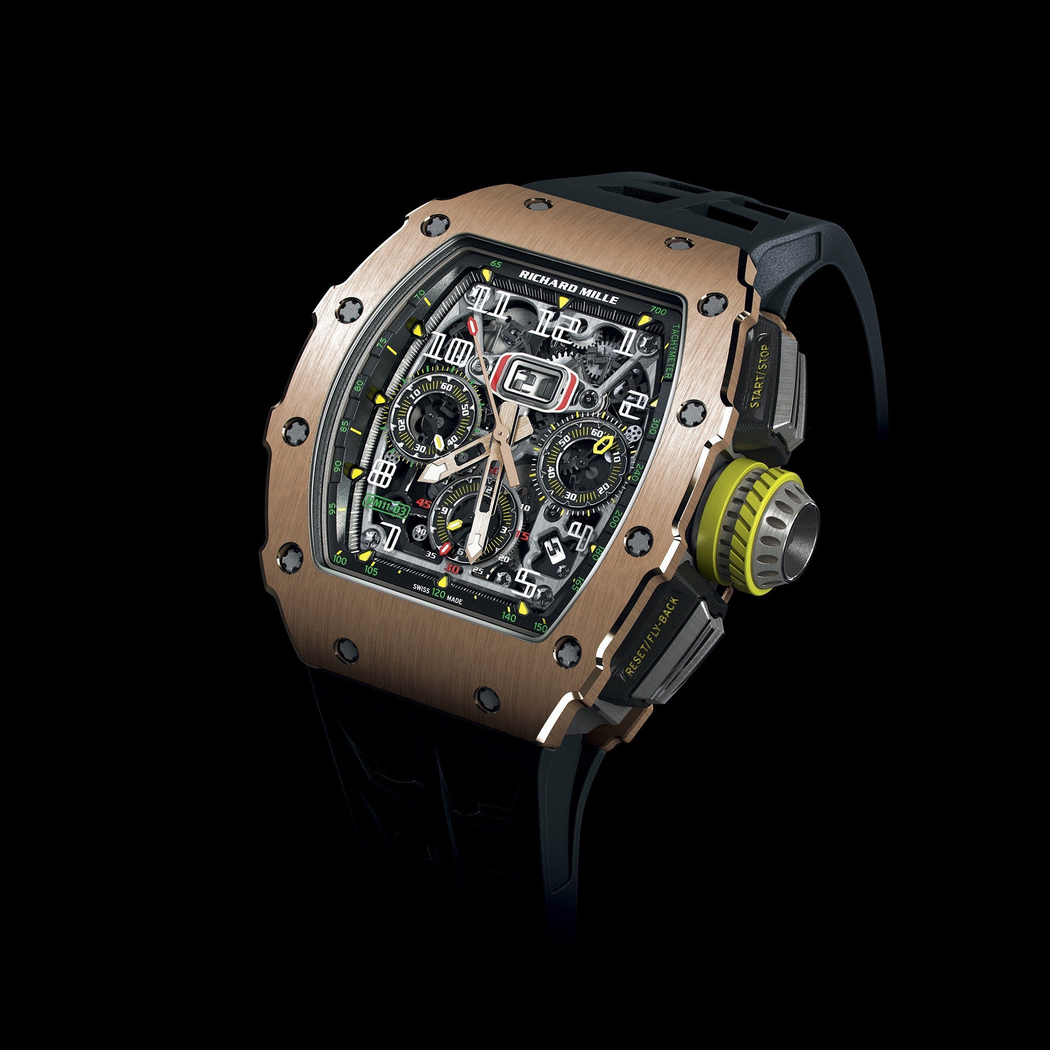 RM 11-03 Red Gold - Richard Mille