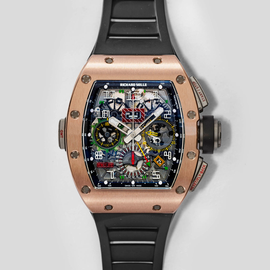 RM 11-02 Rose Gold