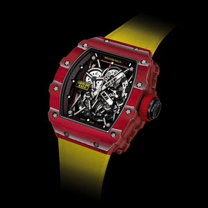RM 35-02 Rafael Nadal NTPT Red White - Richard Mille
