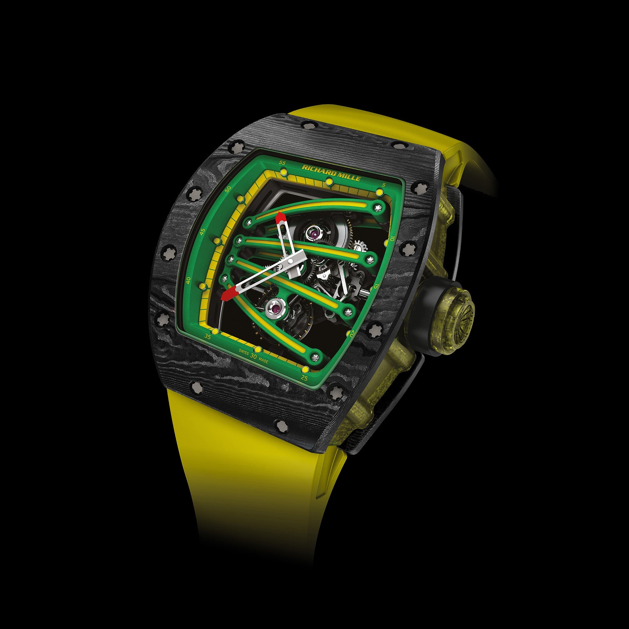 RM 59-01 Yohan Blake limited Edition - Richard Mille