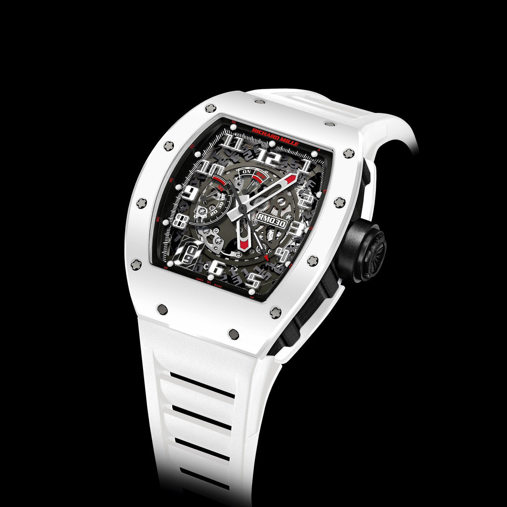 RM 030 White Ceramic - Richard Mille