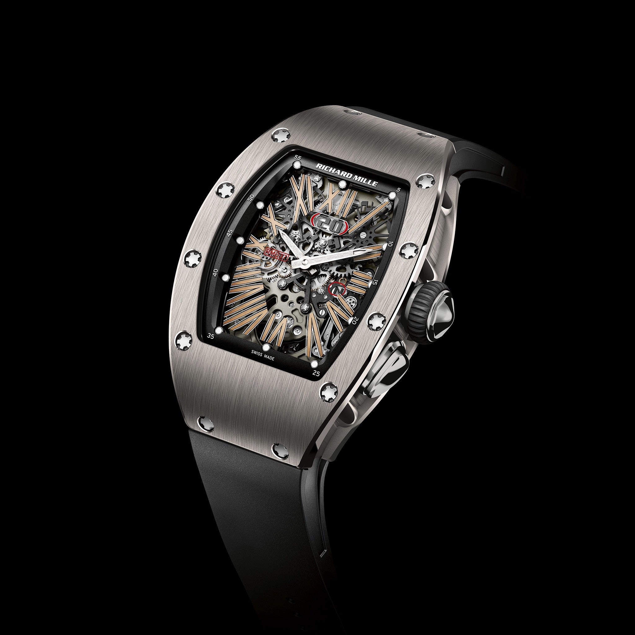 RM 037 Titanium Ladies Automatic - Richard Mille