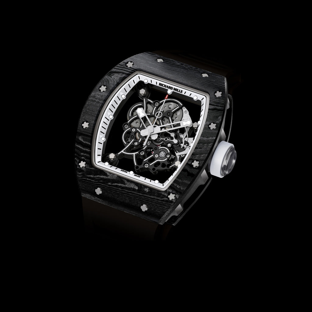 RM 055 White Legend - Richard Mille