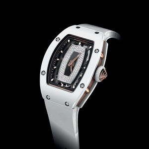 RM 07-01 ATZ White Ceramic - Richard Mille