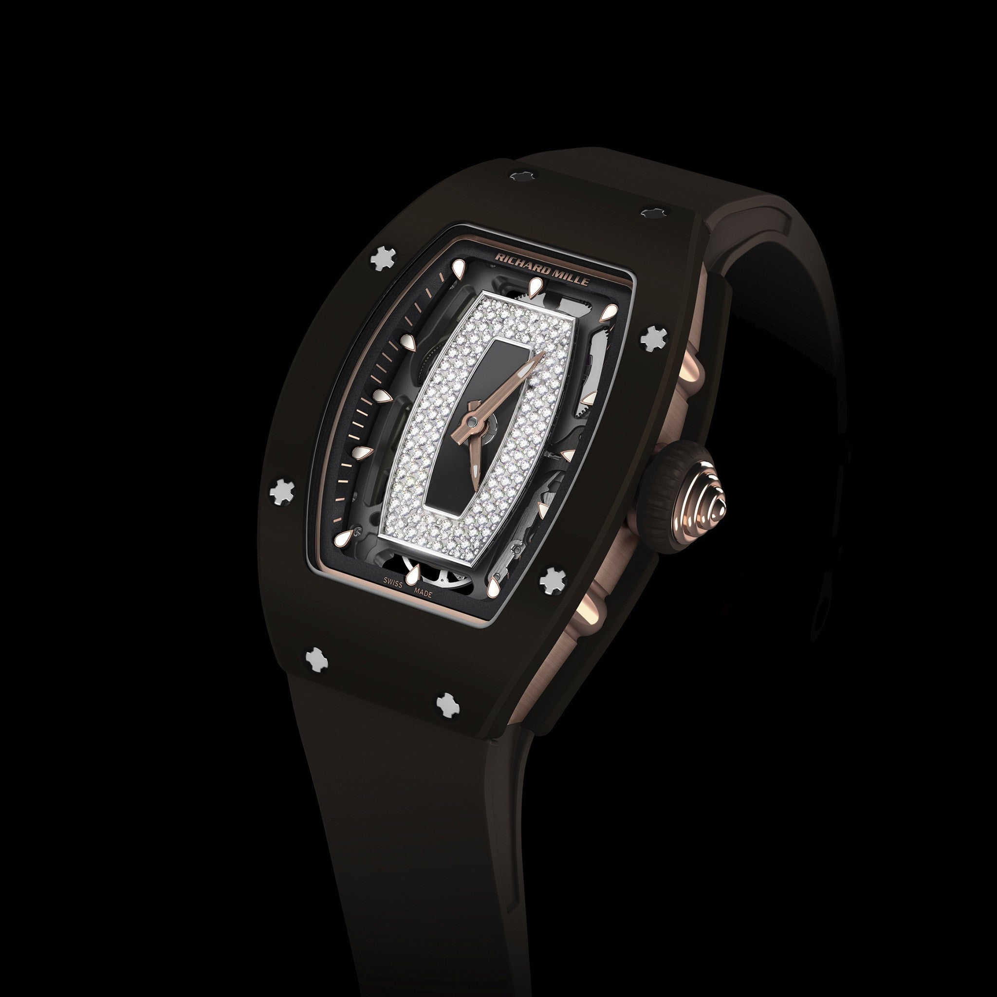 RM 07-01 ATZ Brown Ceramic - Richard Mille