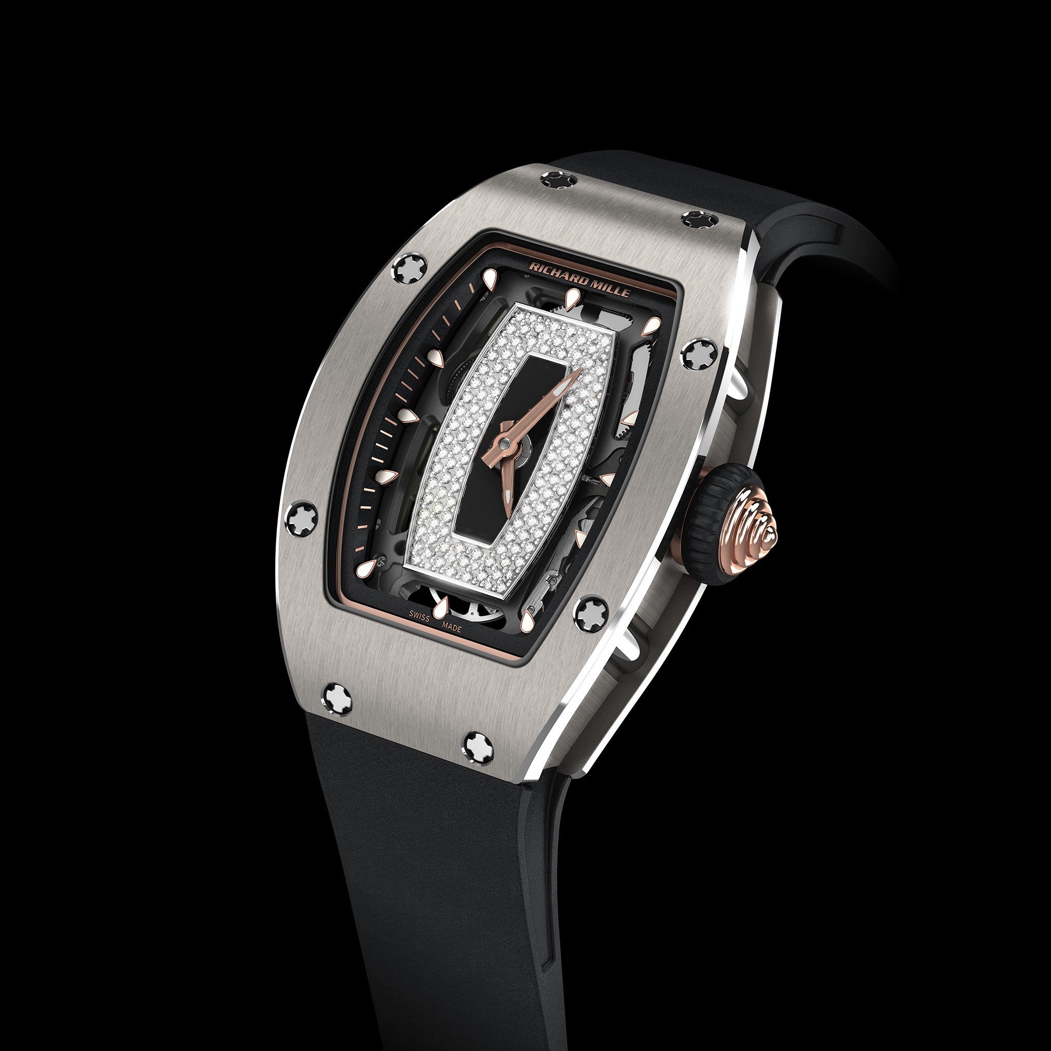 RM 07-01 White Gold - Richard Mille